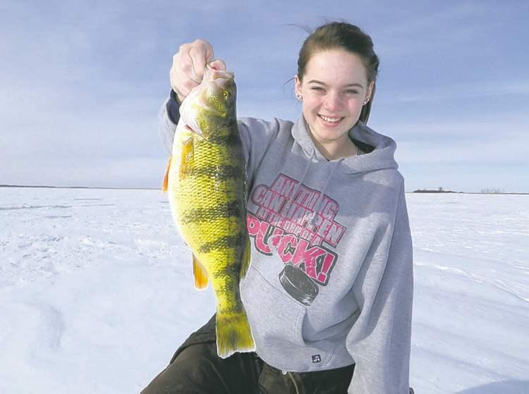 Portage Lake has Awesome Perch Bite – Michigan Fishing Report
