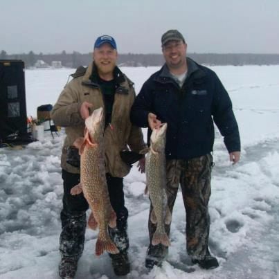 Benzie county fishing report michigan usa ask home design for Bucs fishing report