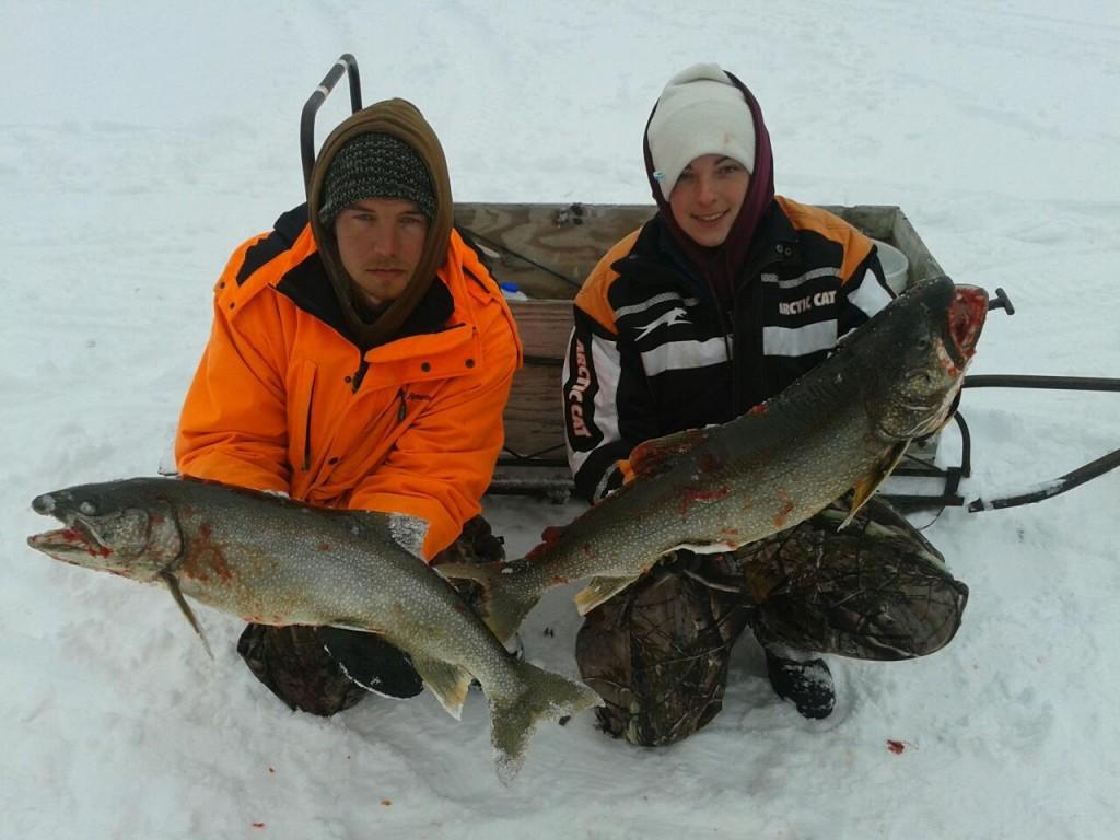 Good weekend on higgins lake michigan fishing report for Lake michigan fishing