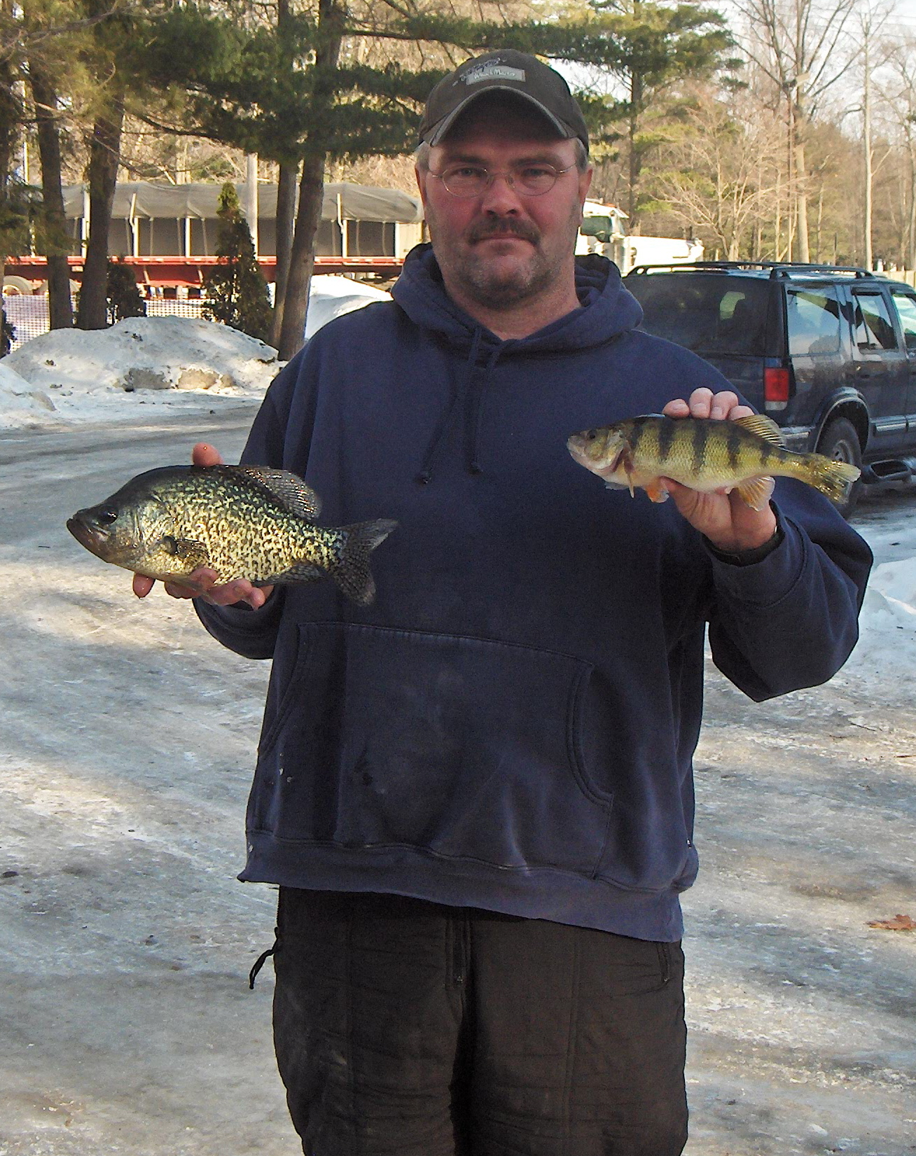 Ice Fishing Good Today Michigan Fishing Report