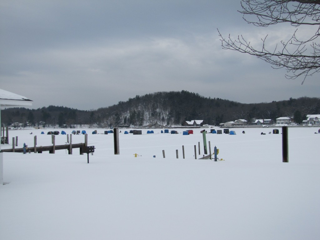 Michigan fishing report 2 6 14 michigan fishing report for Michigan fishing reports