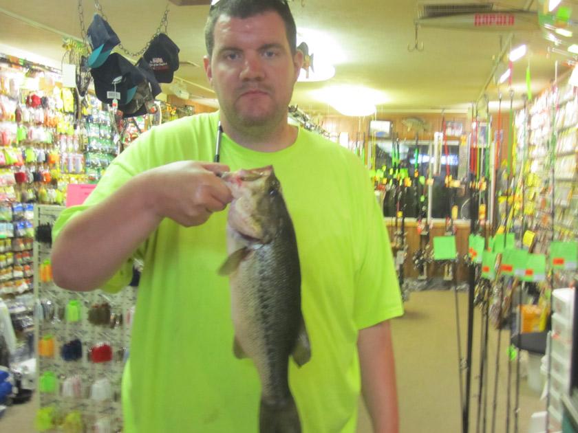 Michael drag for Pilgrims village fishing report