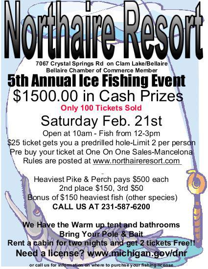 Fishing contest feb 21 2015