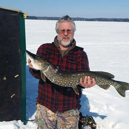 Michigan fishing report i know where the fish are biting for Houghton lake fishing report
