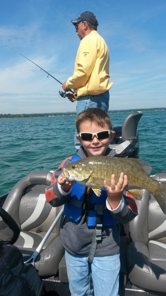 Lake huron mi fishing report
