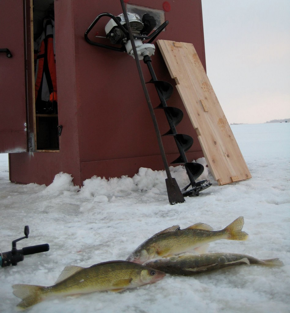 Walleye at Dans Resort and last chance walleye derby
